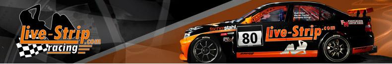 Live-Strip.com Racing - Das legendäre Rennteam powered by Live-Strip.com