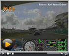 Onboard mit dem Live-Strip.com Racing BMW